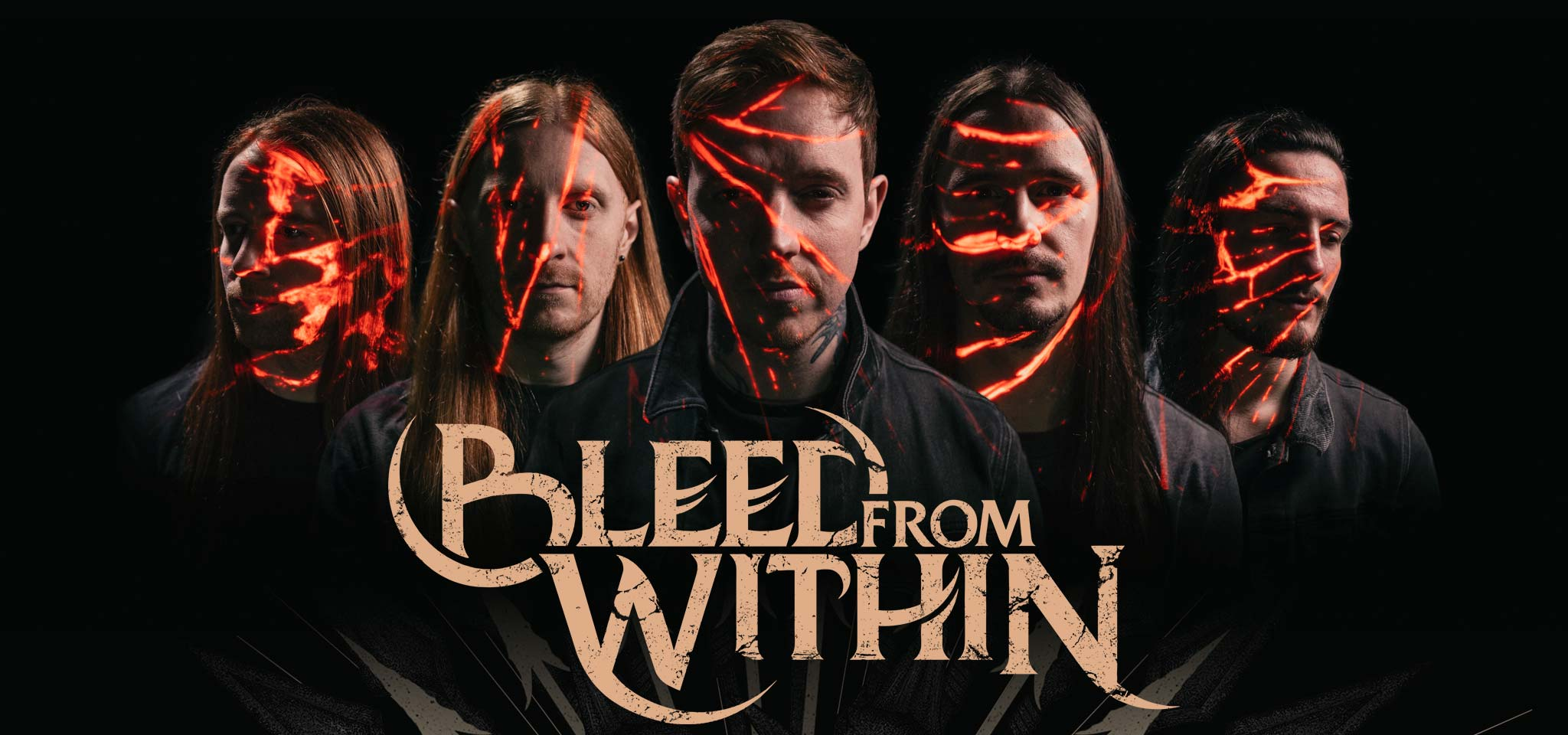 BLEED FROM WITHIN - ERA NEW ALBUM COVER
